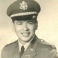 Fred Kamaka in uniform