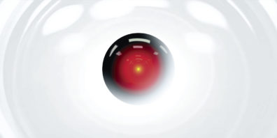 HAL 2000's eye