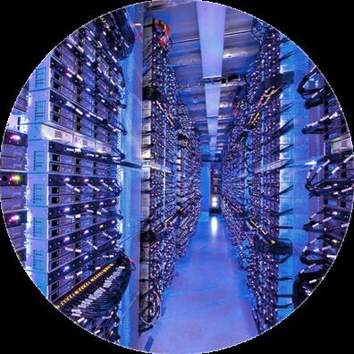 Azure cloud supercomputer