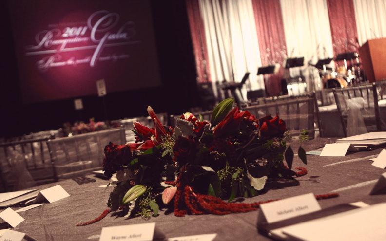 Roses at 2011 Gibson award