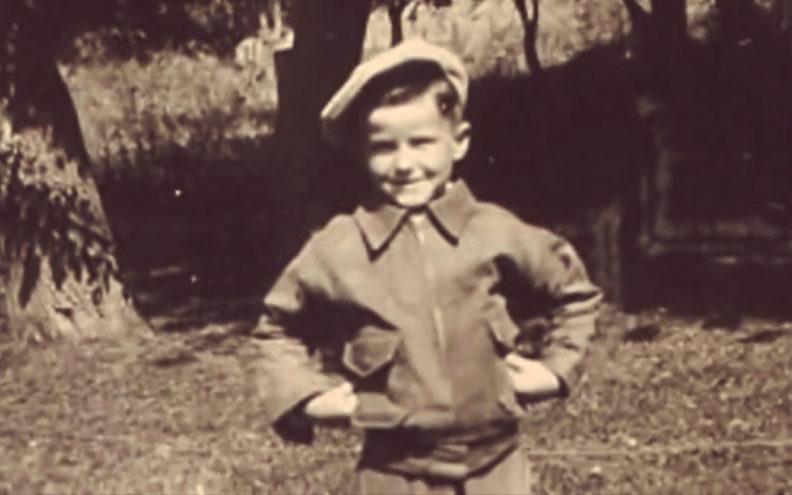 Young Bob Smawley