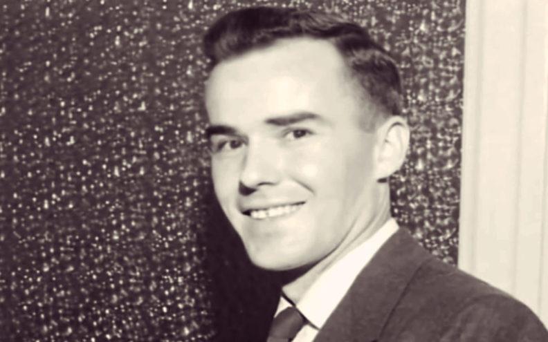 Bob Smawley in 1952