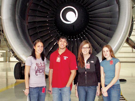Boeing scholars