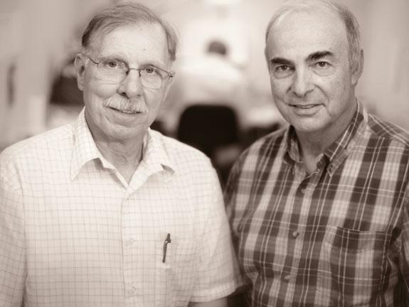 Jay Wright and Joe Harding