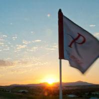 Palouse Ridge flag
