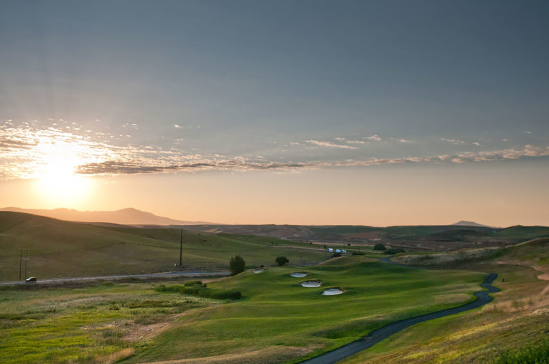 Palouse Ridge