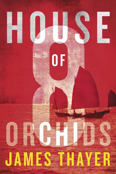 House of 8 Orchids cover
