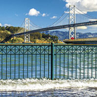 Thumb: King tide at the Embarcadero, San Francisco. Photo Mike Filippoff