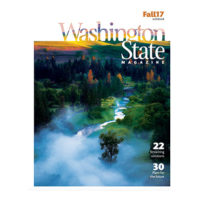Fall 2017 Washington State Magazine cover