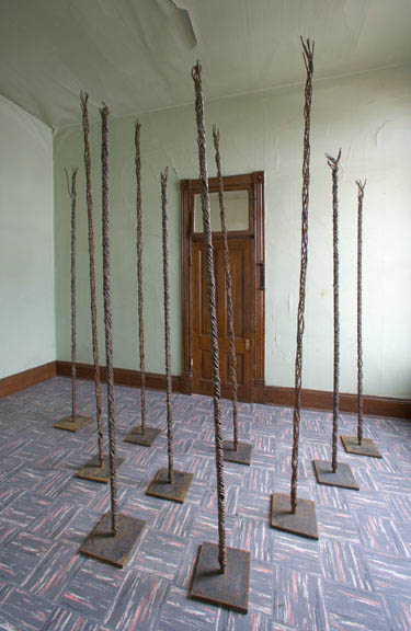 Trees Forged by Tim Doebler