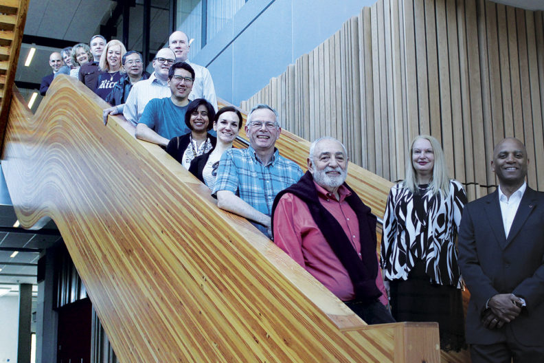 WSU Everett medical faculty and leadership