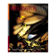 Cover of Fall 2012 issue of Washington State Magazine
