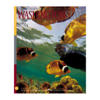 Cover of Summer 2012 issue of Washington State Magazine