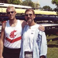 Karl and Steve Huhta