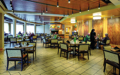 Restaurant in Panorama in Lacey
