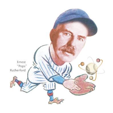 Ernest 'Pops' Rutherford