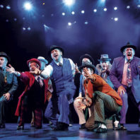 Music Theatre of Wenatchee performs Guys and Dolls