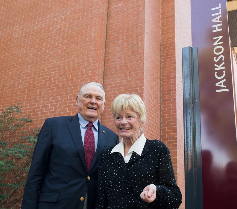 Keith and Turi Ann Jackson