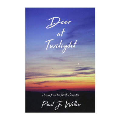 Deer at Twilight book cover