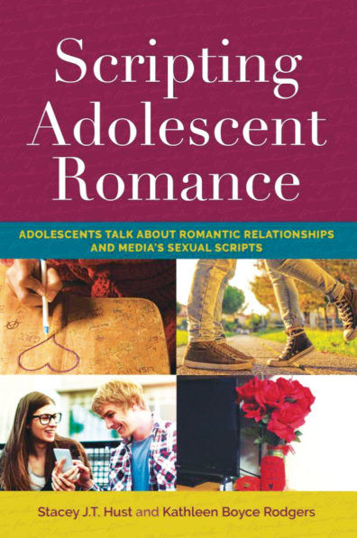 Scripting Adolescent Romance book cover