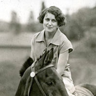 WSC woman on horse