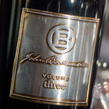 Bookwalter Winery bottle