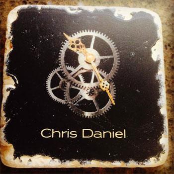 Chris Daniel Winery bottle