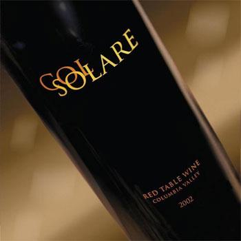 Col Solare bottle