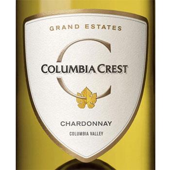 Columbia Crest bottle