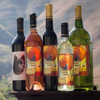 Ellensburg Canyon Winery in Ellensburg