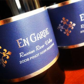 En Garde Winery in Kenwood CA