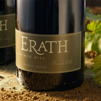 Erath Winery in Dundee OR
