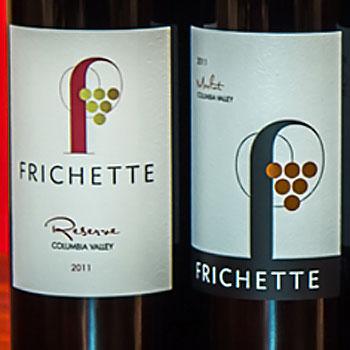 Frichette Winery bottles