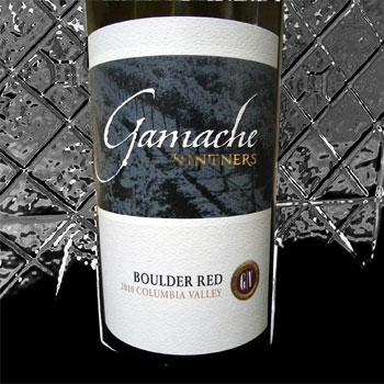 Gamache Vintners bottle