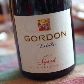 Gordon Estate bottle