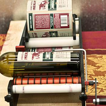 Horan Estates Winery bottles