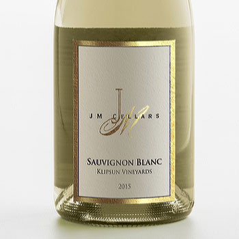 JM Cellars bottle