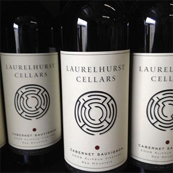 Laurelhurst Cellars bottle
