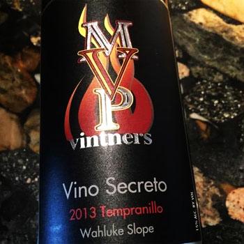 MVP Vintners bottle