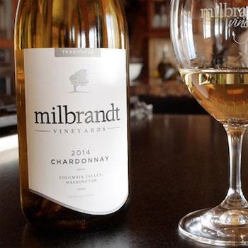 Milbrandt Vineyards bottle