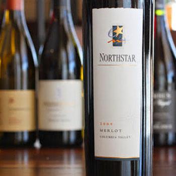 Northstar Winery bottle