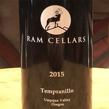 Ram Cellars bottle