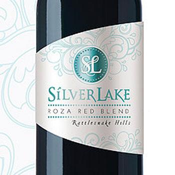 Silver Lake Winery bottle