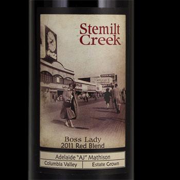 Stemilt Creek Winery bottle