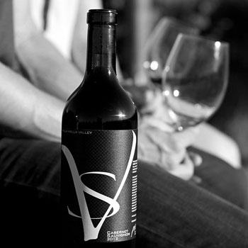 Sweet Valley Wines bottle