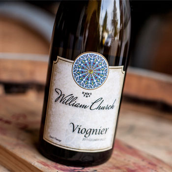 William Church Winery bottle