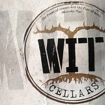 Wit Cellars bottle