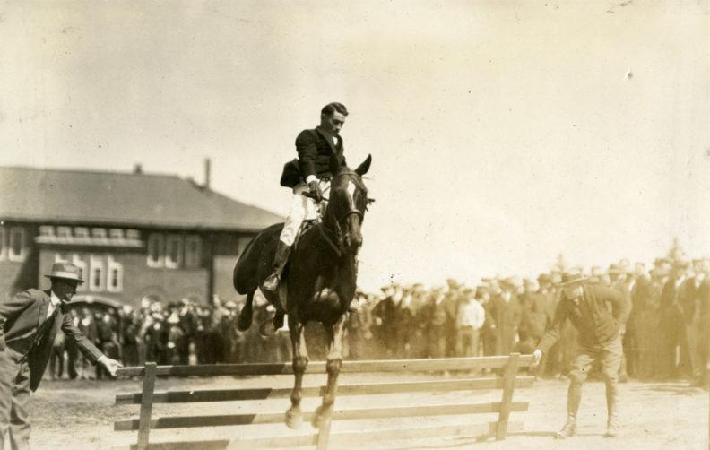 Equestrian event WSC 1927