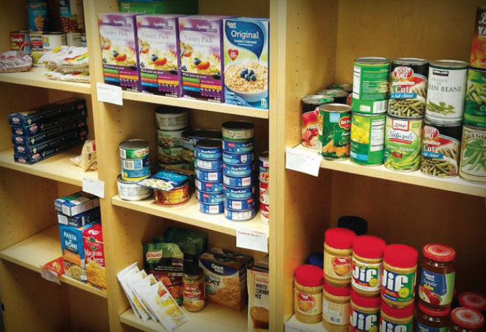 Campus Pantry at WSU Spokane