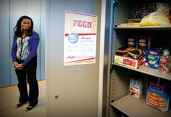 WSU Everett Food Pantry